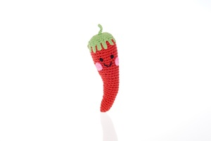 Friendly Chilli Pepper - Pebble