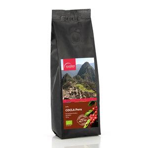 Bio-Kaffee COCLA PERU, gemahlen oder ganze Bohne - GLOBO