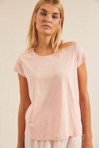 """Charity Shirt """"Bonne Jour"""" aus Bio-Baumwolle GOTS - LANIUS"""