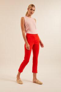 Jersey-Hose aus Bio-Baumwolle mit Tencel Lyocell - LANIUS
