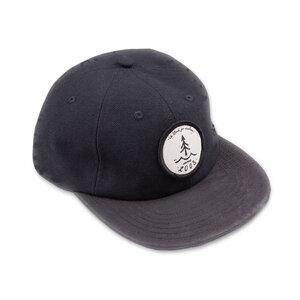 6-Panel Cap Jacroki® Black - bleed