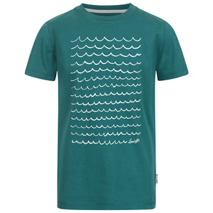 Ocean Waves Jungen T-Shirt Atlantic Deep - Lexi&Bö