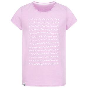 Ocean Waves Mädchen T-Shirt Orchid Bloom - Lexi&Bö
