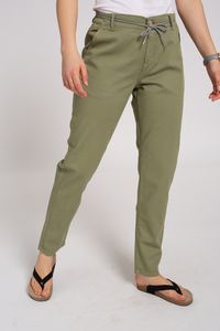 Canvas Pants Slim - recolution