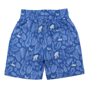 Kinder Jersey Shorts Jungle  - Enfant Terrible