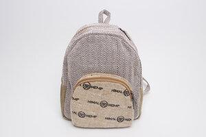 HH Mini Rucksack KALI aus Hanf von Himal Hemp (Backpack Mini) - Himal Hemp