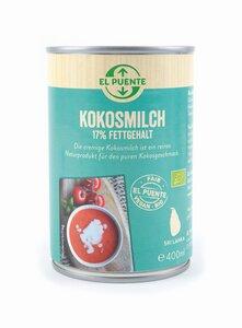 Kokosmilch - El Puente