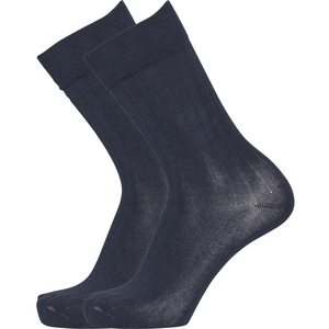 TIMBER 2Pack Classic Socks - GOTS/Vegan - KnowledgeCotton Apparel