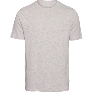 ALDER Linen Tee - GOTS/Vegan - KnowledgeCotton Apparel
