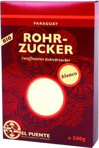 Rohrohrzucker - El Puente