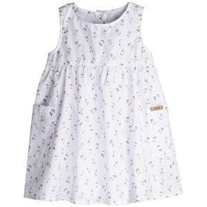 pure pure Baby Sommer-Kleid reine Bio-Baumwolle - Pure-Pure
