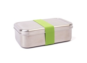 Edelstahl Lunchbox, rostfrei - tindobo