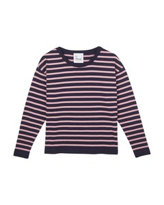 Flora Cotton Stripe Jumper - Le Pirol