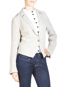Blazer Jacke aus Leinen - Alchemist Fashion