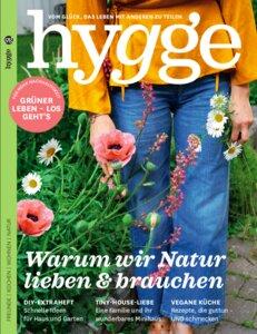 HYGGE – Vom Glück, das Leben mit anderen zu teilen (2/2020) - Hygge Magazin