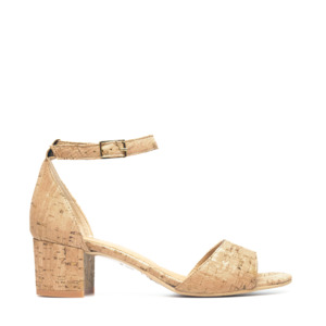 NAE Cora Cork - Vegane Damensandalen - Nae Vegan Shoes
