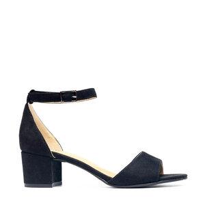NAE Cora Microsuede - Vegane Damensandalen - Nae Vegan Shoes
