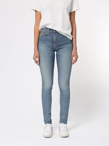 Nudie Jeans Bio-Denim Hightop Tilde Huntington - Nudie Jeans