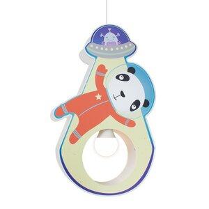 "Pendelleuchte Little Astronauts ""Panda"" - Elobra"