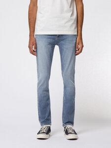 Nudie Jeans Bio-Denim Grim Tim Crispy Stone - Nudie Jeans