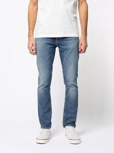 Nudie Jeans Bio-Denim Grim Tim Pale Shalter - Nudie Jeans