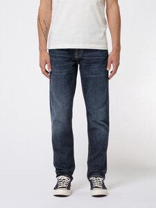Nudie Jeans Bio-Denim Steady Eddie II Dark Crush - Nudie Jeans