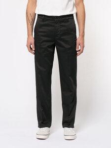 Nudie Jeans Bio-Cotton Lazy Leo Black - Nudie Jeans
