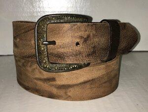 MONACO - Handgemachter Ledergürtel  - SaSch belt & bags