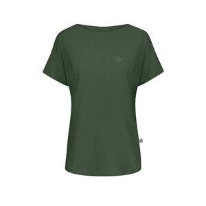 Bumbletee T-Shirt Damen Forestfibre - bleed