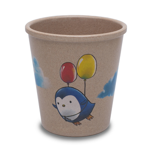 Avoidwaste Trinkbecher für Kinder (Pinguin Motiv) - Avoidwaste