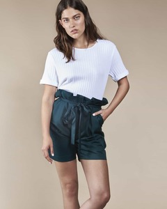Paperbag Shorts CORDOBA Twill - JAN N JUNE