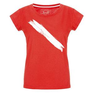 Scuba Flag Damen T-Shirt - Lexi&Bö