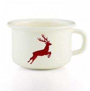 Emaille Kaffeetasse - Riess