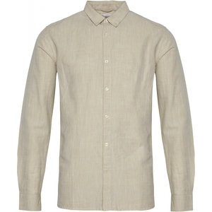 Leinenhemd-  LARCH LS linen shirt  - KnowledgeCotton Apparel