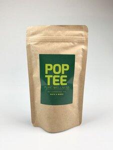 Bio Superfood Detox-Tee mit Mate & Minze 50g - POP TEE
