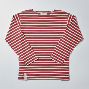 Gestreiftes T Shirt Damen aus Baumwolle made in Europe - 8beaufort.hamburg
