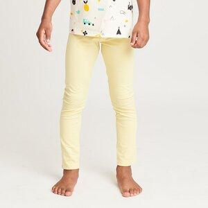 "Leggings aus Bio-Baumwolle ""Jersey Pastellfarben"" - Cheeky Apple"