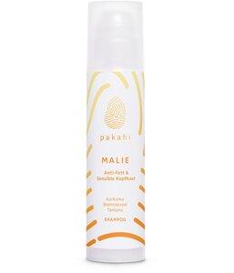 MALIE Shampoo Anti-Fett & Sensible Kopfhaut - PAKAHI Natural Cosmetics