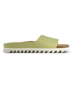 Palm Sandal Lemon - ekn footwear