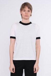 T-Shirt Belle / weiß - KOLO Berlin