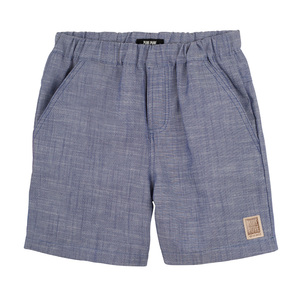 pure pure Kinder Denim-Shorts reine Bio-Baumwolle - Pure-Pure