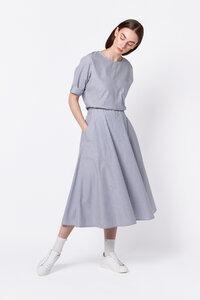 Skirt Wide Stripe - Elsien Gringhuis