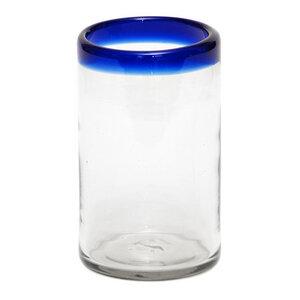 Glas AGUA aus Recyclingglas, mundgeblasen - GLOBO