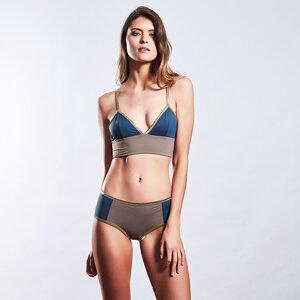 Bikinihose BLOCSHORTS SHINE wendbar - MYMARINI