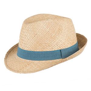 Kinder Strohhut mit UV-Schutz Raffia-Stroh - Pure-Pure