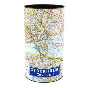 City Puzzle - Stockholm - Extragoods