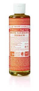 Magic Soap Flüssigseife Teebaum 236ml - Dr. Bronner's