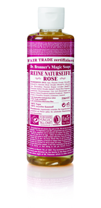Magic Soap Flüssigseife Rose 236ml - Dr. Bronner's