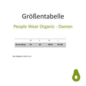Top aus Bio-Baumwolle - Trägertop GOTS - People Wear Organic