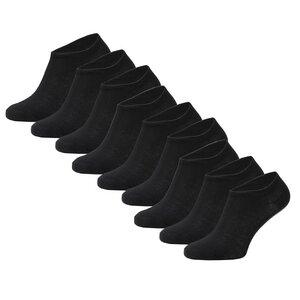 9er Biosneaker Socken weiß oder schwarz - Opi & Max